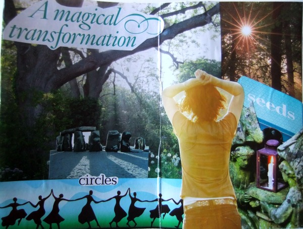 magical transformation image