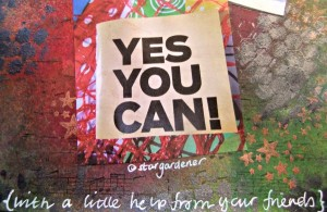 Yes you Can stargardener