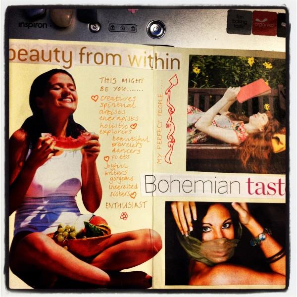 bohemian tastes : creative business plan