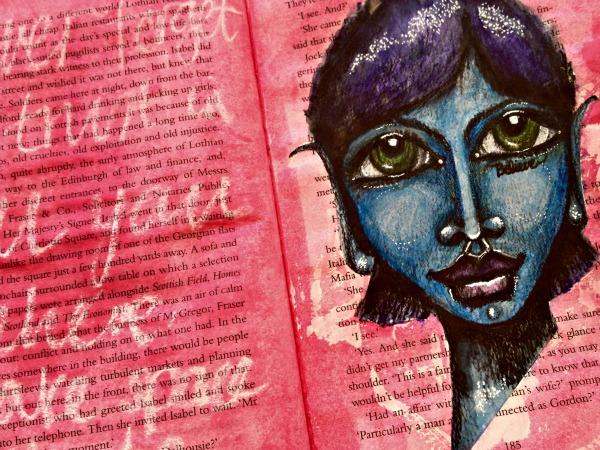 faerie colourwash