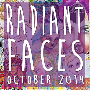 Radiant Faces