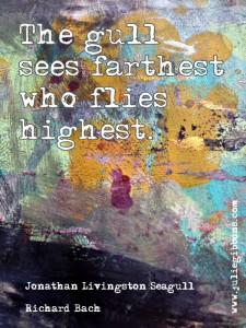 jonathan livingston seagull quote