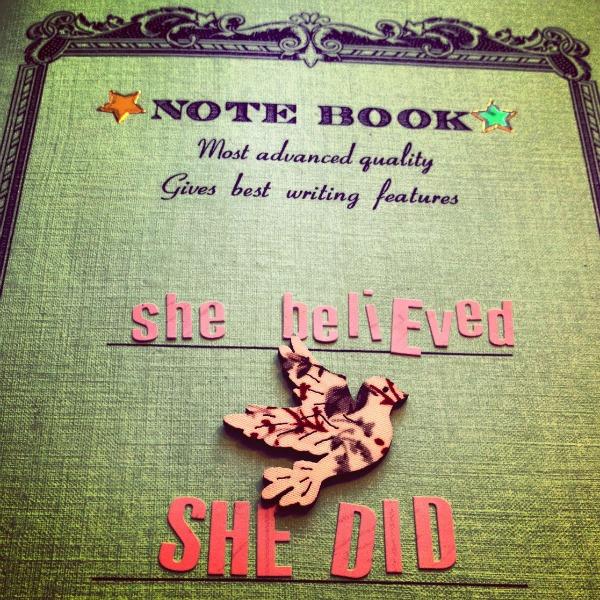 achievements notebook