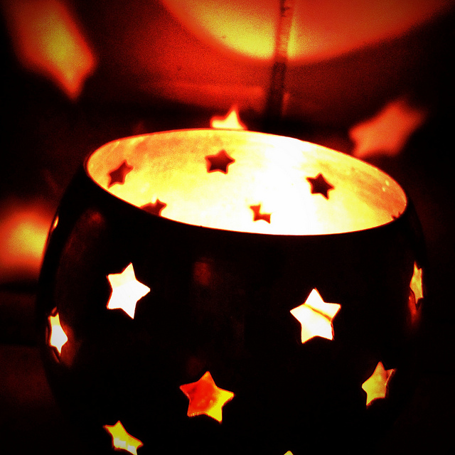 starry candlelight