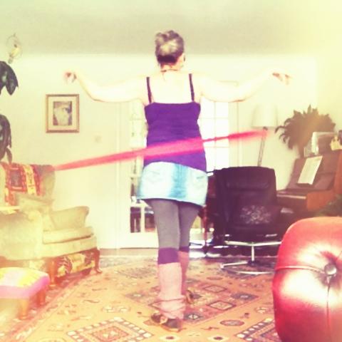 back hoop