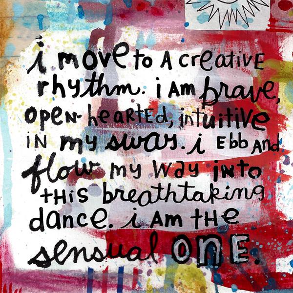 I am the Sensual One