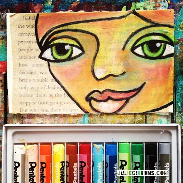 icad faces portraits girls