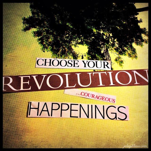 courageous revolution