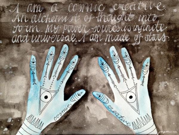 Cosmic Creative Blog