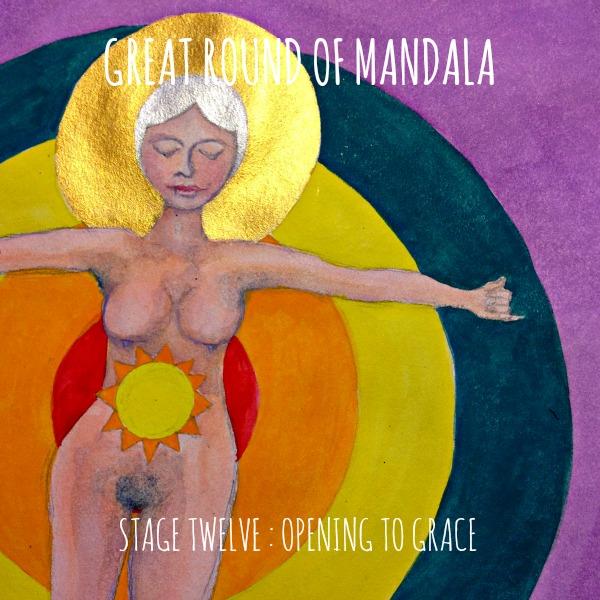 Great Round of Mandala stage 12