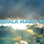 Mandala Magic Video Title Image