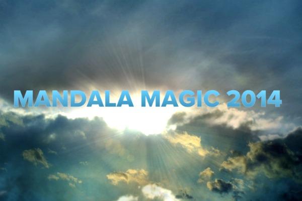 Mandala Magic Video Title Image