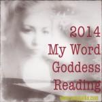 Word Goddess Reading