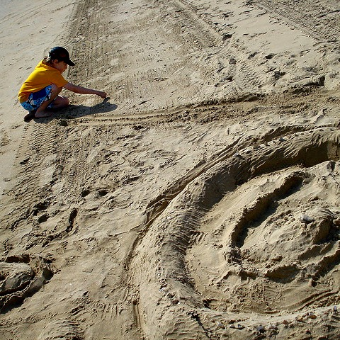 Sand Sculptor