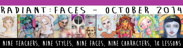 Radiant : Faces