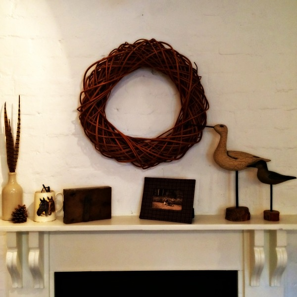 Fireplace The Retreat Lounge