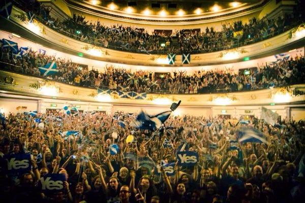a night for scotland