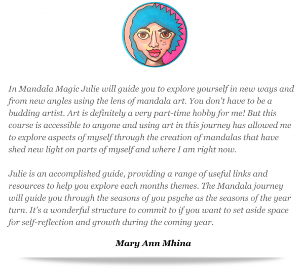mandala magic 2014 testimonial