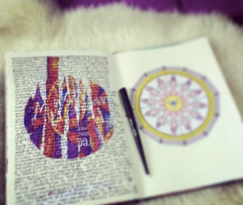 Fragmentation Mandala