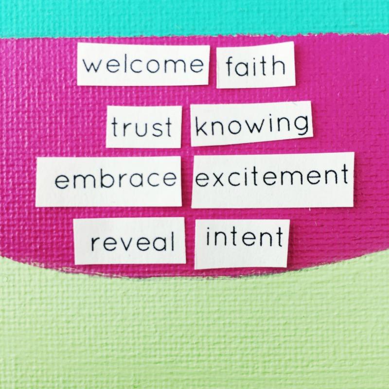 welcome faith mandala