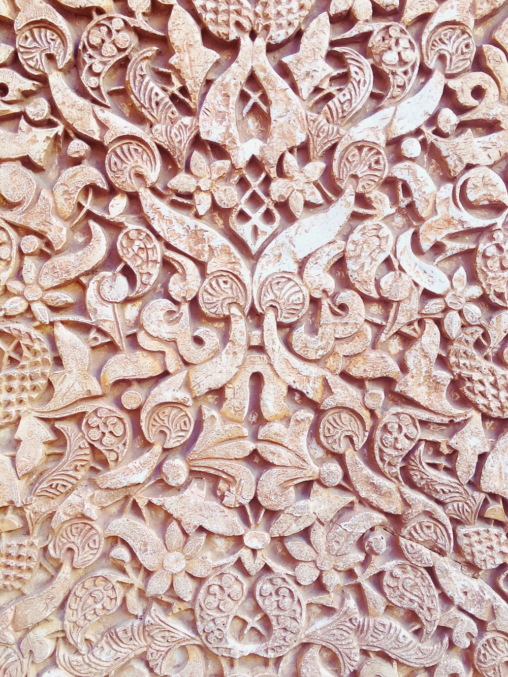 Biomorphic Patterns Alhambra Image