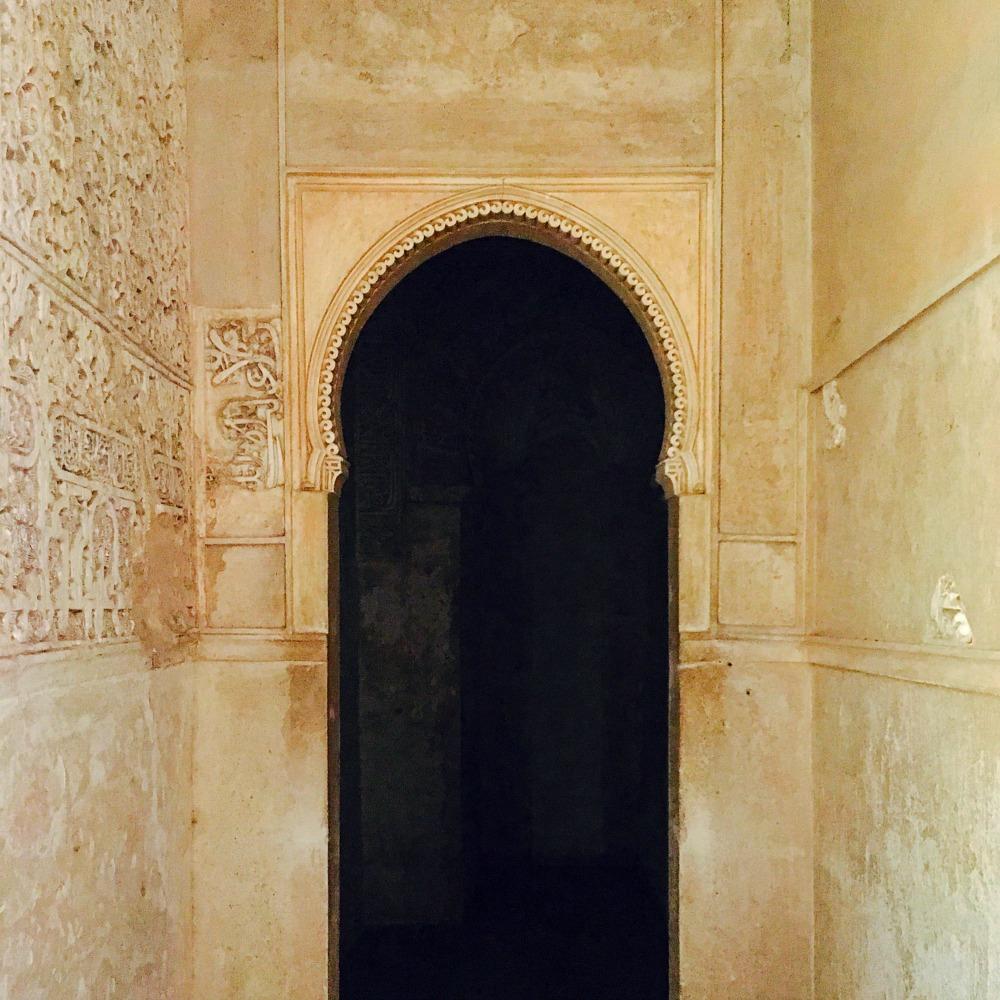 Passageway Alhambra Granada