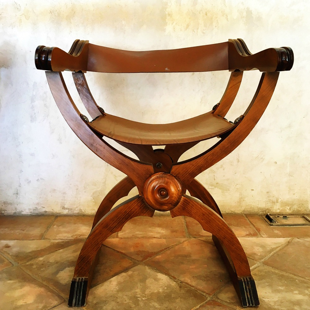 Repro Chair Alhambra Granada