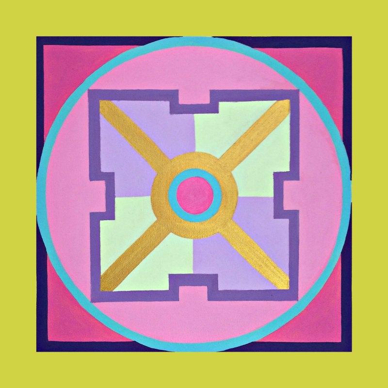 squaring the circle mandala