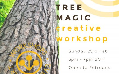 Live Creative Workshop : TREE MAGIC : Patreon Exclusive