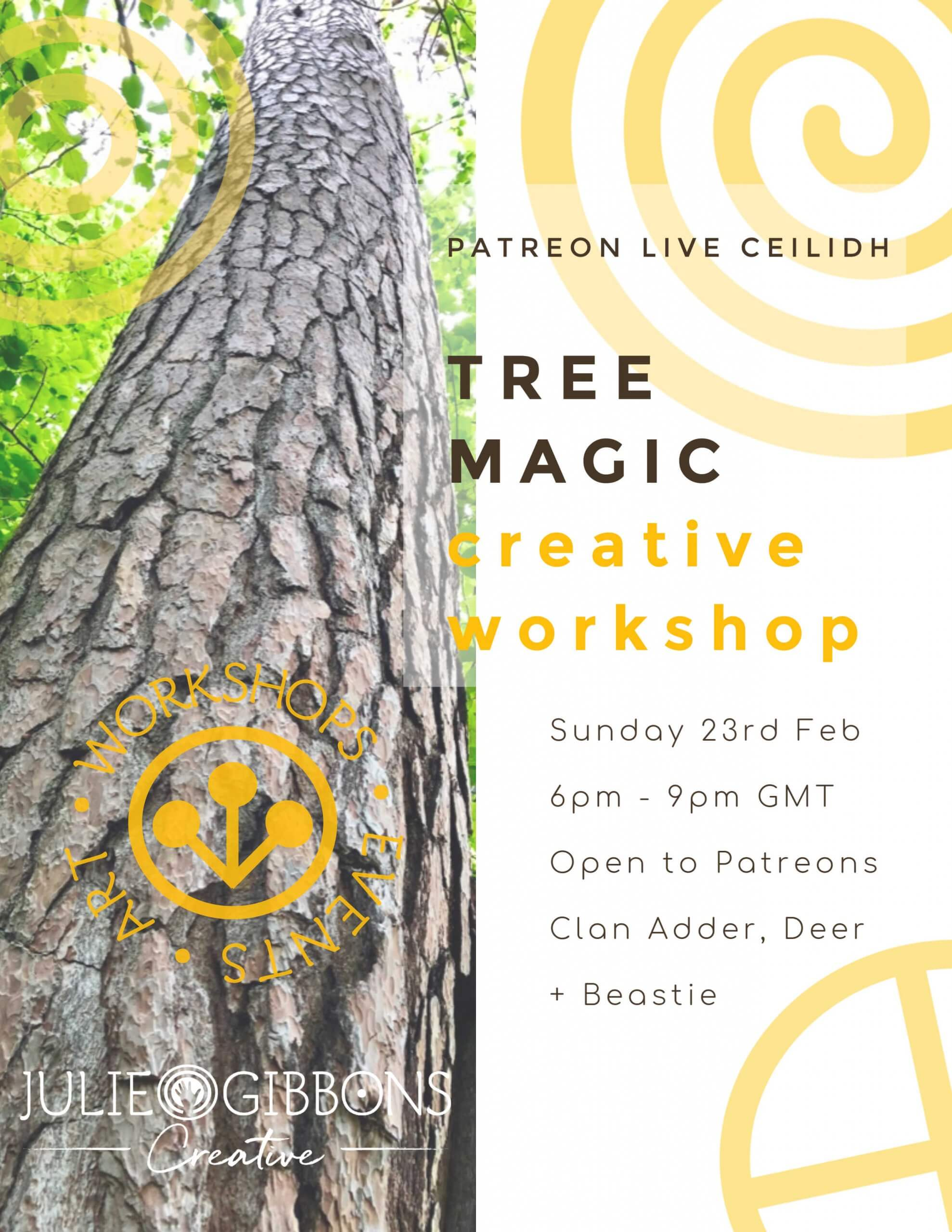 Tree Magic Event