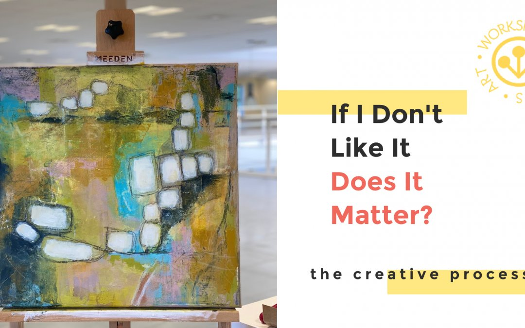 If I Don't Like It, Does It Matter?